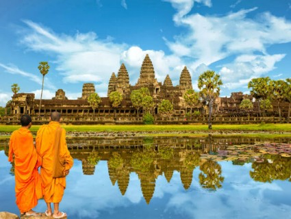 Cambodia Banned Elephant Riding At Angkor Wat