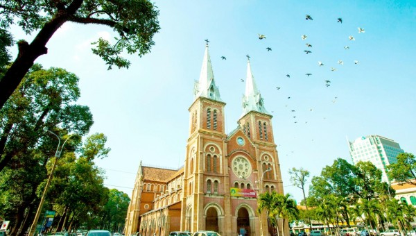Ho Chi Minh city (Saigon) - Pearl of the Far East