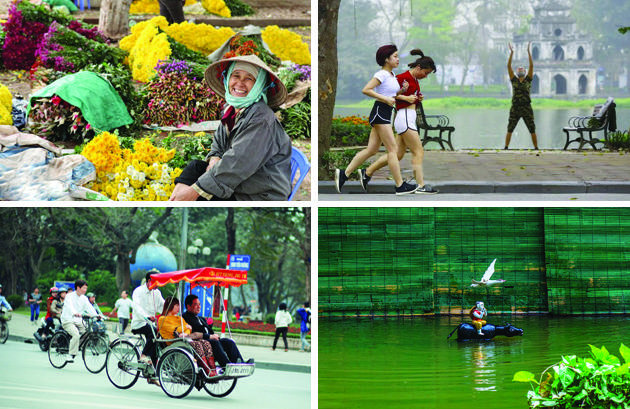 What we should not miss when travel to Hanoi, Some activities should try when travel to Hanoi