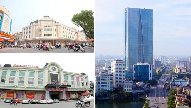 Shopping Places in Hanoi